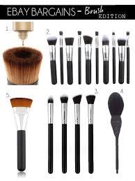 ebay makeup brushes
