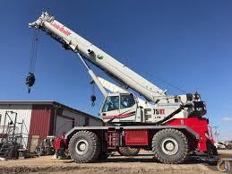 2018 Link Belt 75rt Crane For Sale Or Rent In Cedar Rapids