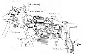 honda cbf cbf electrical system and wiring diagram  honda cb350f cb400f electrical wiring cable routing harness