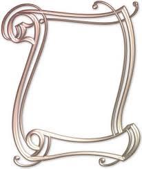 Scroll Template Microsoft Word Wedding Scrolls Template Zaloy Carpentersdaughter Co
