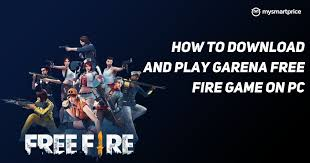 Jio phone me free fire game kaise download kare , और कैसे खेले   by declipsr khan hi i am abdur rahman khan welcome. Free Fire For Pc And Mobile How To Download Garena Free Fire Game On Windows Pc Mac Smartphone Mysmartprice