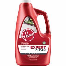 carpet hoover. hoover - expert clean™ 128-oz. carpet washer detergent front_zoom