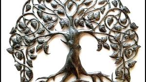 wroght iron tree wrought iron tree wall decor vibrant metal black decorative art extra awesome ideas