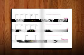 How To Make A Process Book Graphic Design Desmonds Portfolio Comm3d Process Book Layout Layout