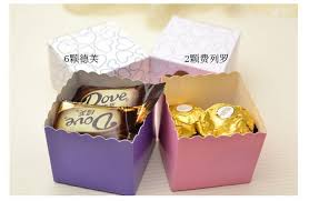 100pcs lot tiffany diy beautiful candy box wedding favor gift boxes sweet hearts cute box happy