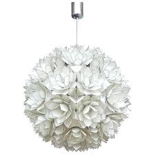 capiz shell pendant light vintage hanging chandelier