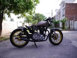 bullet bobber by panjloh handmade motorcycles 350cc com
