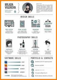 7 Curriculum Vitae Graphic Designer Hr Cover Letter The Principled
