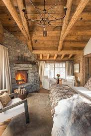 Cabin Style Bedroom Ideas 2