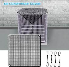 32'' X 32'' Mesh Ac Cover Summer Top Universal Mesh Air Conditioner  Protector Cover For Outside Units - Buy Heavy Duty Central Air Conditioner  Cover,Mesh And Heavy-duty Ac Covers For Outside Ac