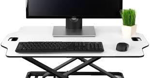 full size of desk cinder desk diy standing block elevated platform black and white computer
