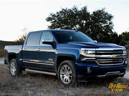 All Chevy chevy 1500 6.2 : 2016 Chevrolet Silverado 1500 High Country 4X4 Review
