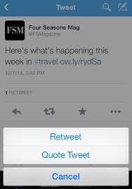 Quote Tweet Classy How To Retweet On Twitter Retweet Or Quote Retweet