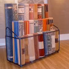 rug display bins