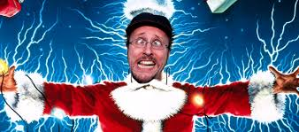 Is Nightmare Before Christmas Really That Great  Channel Awesome Nostalgia Critic Christmas Tree