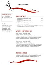 cosmetologist resume examples resume for cosmetologist