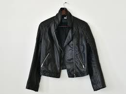 smart leather jacket