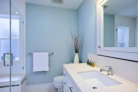 Beach-Style-Bathroom-by-Melissa-Lenox Blue bathroom ideas: Design