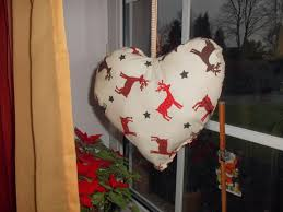 Miss June Und Ich Wir Nähens Einfach Weihnachtliche Fensterdeko
