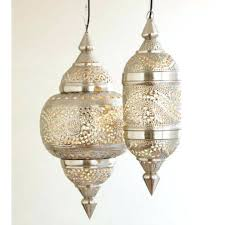 moroccan lighting hanging lamp collection silver finish string lights australia moroccan lighting