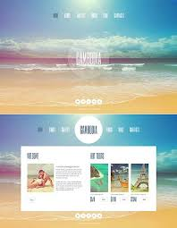 ajax website template. Travel Agency Website Template Templates Pinterest Template