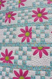 This is Lorna's Doo Da Daisy quilt and the pattern is by Amy ... & This is Lorna's Doo Da Daisy quilt and the pattern is by Amy Bradley. This Adamdwight.com