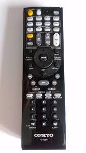 onkyo remote control. onkyo remote control - genuine original rc-738m for av receivers gumtree