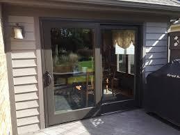 new 2 panel sliding patio door replacement columbus ohio