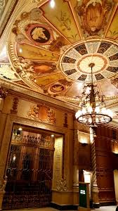 interior millennium biltmore hotel downtown los angeles photo by sheila scarborough
