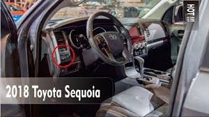 HOT !!! 2018 Toyota Sequoia Release Date, Price and Specs - YouTube