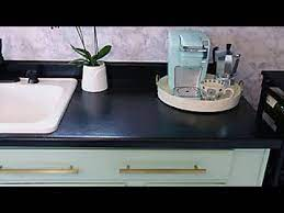 how to paint laminate kitchen