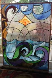 Mermaid Stained Glass Pattern New Ideas