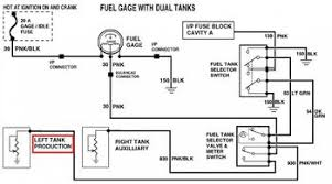 which gas tank is main tank the 1947 present chevrolet gmc in 1981 the lh tank became the main production tank and the switching circuitry was changed from a single wire system to a 5 wire system