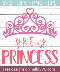 1,000+ vectors, stock photos & psd files. Pre Kindergarten Princess Svg Free Svg Files Hellosvg Com