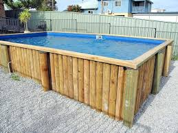 square above ground pool with deck. Delighful With Rectangle Above Ground Pool With Deck Square  Designs B