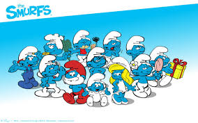 Image result for smurfs