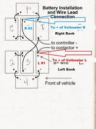 2 voltmeters installation page 2 rangerforums net polaris polaris ranger 570 wiring diagram at Polaris Ranger Wiring Diagram