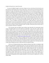Narrative Essay On Friendship Narrative Essay On A Friend