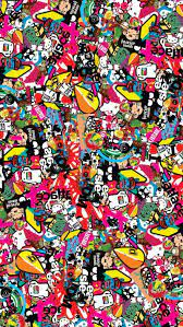 Colorful Doodle Art Wallpapers - Top ...