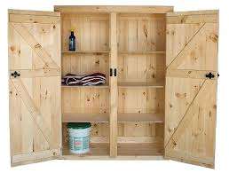 storage cabinet with shelves storage regarding cabinets lovely wood cabinet with doors dbl cab w shelves storage cabinet