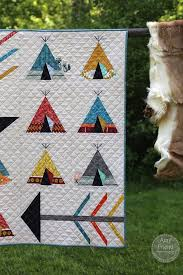 357 best Native American Quilts, Patchwork & Inspiration images on ... & The My Tribe quilt seems to be one of the most popular quilts in my new Adamdwight.com