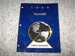 1999 mercury villager electrical wiring diagram manual sport image is loading 1999 mercury villager electrical wiring diagram manual sport