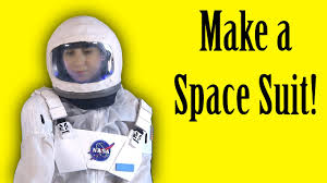 how to make a space suit interstellar props