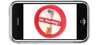 Resultado de imagen de apps dejar de fumar