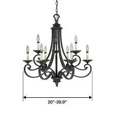 medium size chandeliers