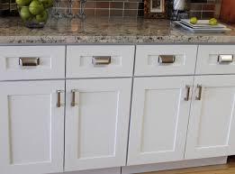 white cabinet doors. Concrete Countertops Shaker Kitchen Cabinet Doors Lighting Flooring Sink Faucet Island Backsplash Shaped Tile Travertine White Oak Wood Harvest Gold A