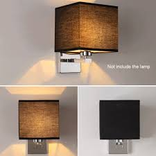 hallway sconce lighting. Bedroom Sconce Lighting. New-cloth-led-wall-lamp-sconce- Hallway Lighting T