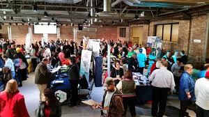 find a new job at the davis community job fair