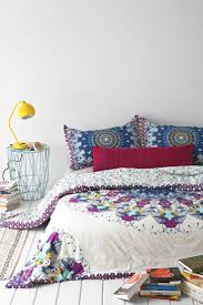 best  bright bedding ideas on pinterest  boho bedrooms ideas