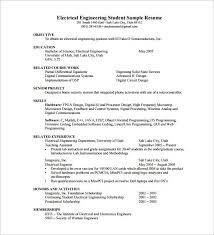 Resume Pdf Template Unique Resume Template For Fresher 28 Free Word Excel PDF Format